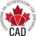 CAD Logo English